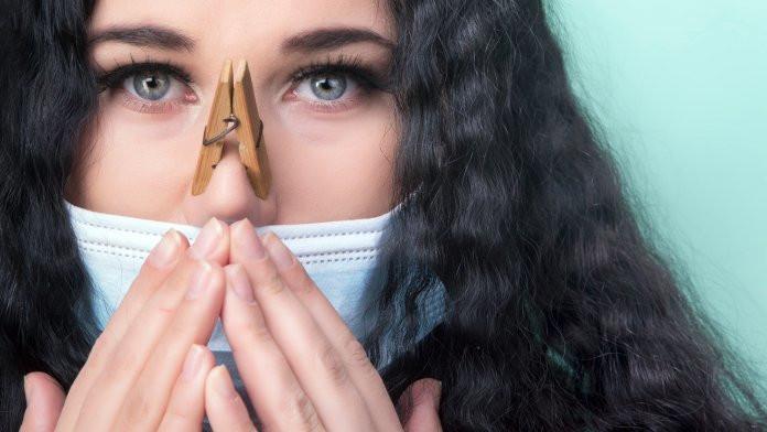втрата нюху при короновірусній хворобі МКЛ3 Вінниця